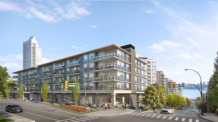 408 - 177 W 3rd Street, North Vancouver - Lower Lonsdale Apartment/Condo for sale, 2 Bedrooms (R2421382)