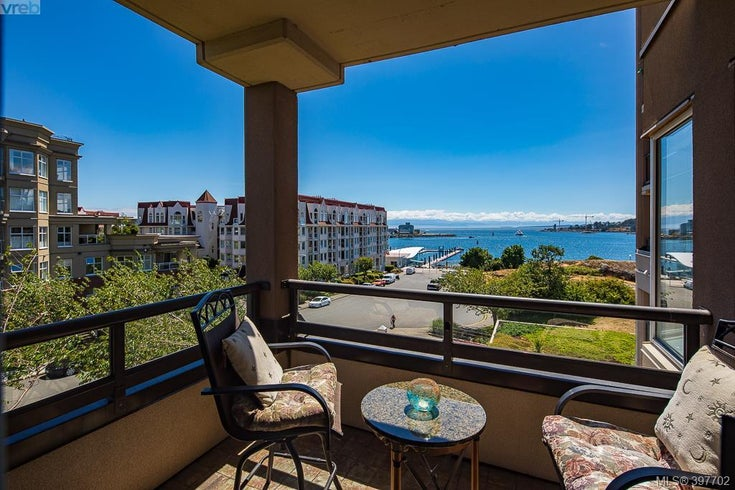 318 203 Kimta Rd - VW Songhees Condo Apartment for sale, 2 Bedrooms (397702)