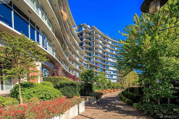 N511 737 Humboldt St - Vi Downtown Condo Apartment for sale, 2 Bedrooms (401321)