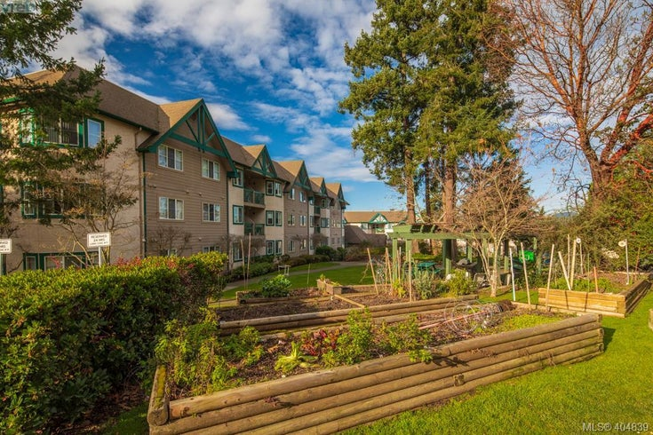 208 290 Island Hwy - VR View Royal Condo Apartment for sale, 2 Bedrooms (404839)