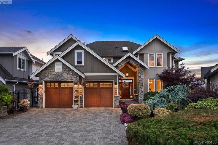 1293 Rockhampton Close - La Bear Mountain Single Family Detached for sale, 4 Bedrooms (405103)