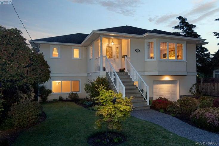 957 Monterey Ave - OB South Oak Bay Single Family Detached for sale, 3 Bedrooms (409006)