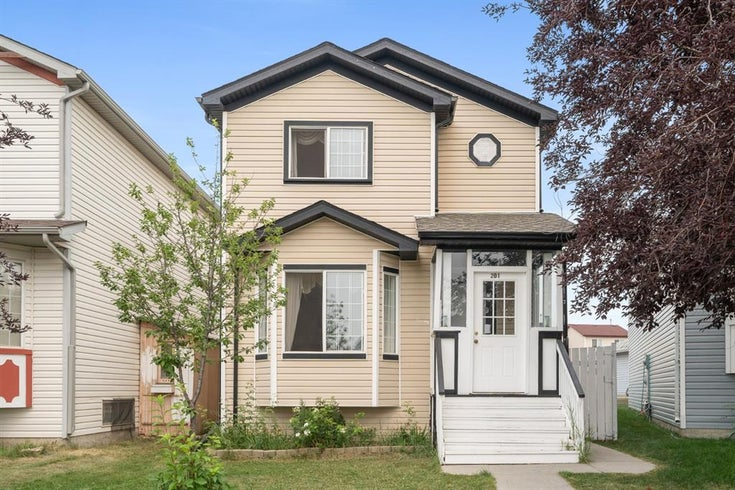 201 Martin Crossing Way NE - Martindale Detached for sale, 3 Bedrooms (A1105460)