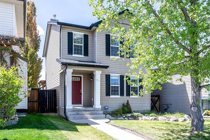 311 Copperfield Heights SE - Copperfield Detached for sale, 4 Bedrooms (A1115232)
