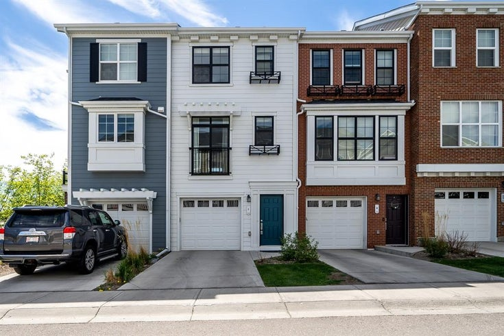 7 Sherwood Row NW - Sherwood Row/Townhouse for sale, 2 Bedrooms (A1115651)