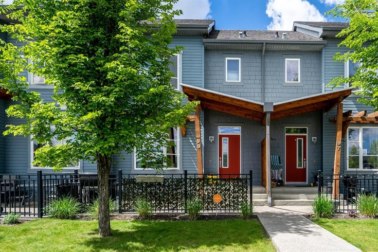 99 CHAPALINA Square SE - Chaparral Row/Townhouse for sale, 2 Bedrooms (A1119918)