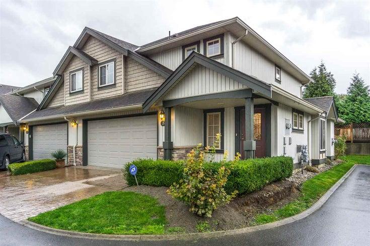 8 6449 BLACKWOOD LANE - Sardis West Vedder Rd Townhouse for sale, 3 Bedrooms (R2116910)