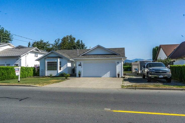 45095 STEVENSON ROAD - Sardis West Vedder Rd House/Single Family for sale, 3 Bedrooms (R2187033)