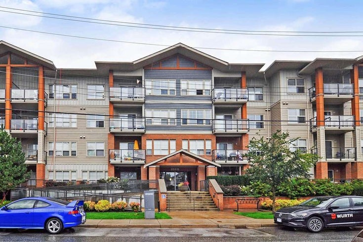 319 20219 54A AVENUE - Langley City Apartment/Condo for sale, 2 Bedrooms (R2406916)