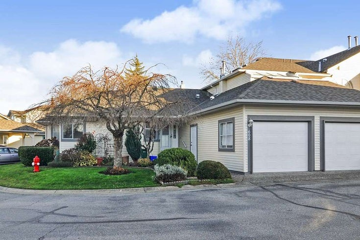 608 21937 48TH AVENUE - Murrayville Townhouse for sale, 2 Bedrooms (R2420476)
