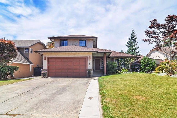5717 184B STREET - Cloverdale BC House/Single Family for sale, 4 Bedrooms (R2479983)