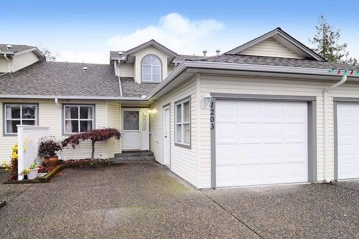 1203 21937 48 AVENUE - Murrayville Townhouse for sale, 2 Bedrooms (R2519166)