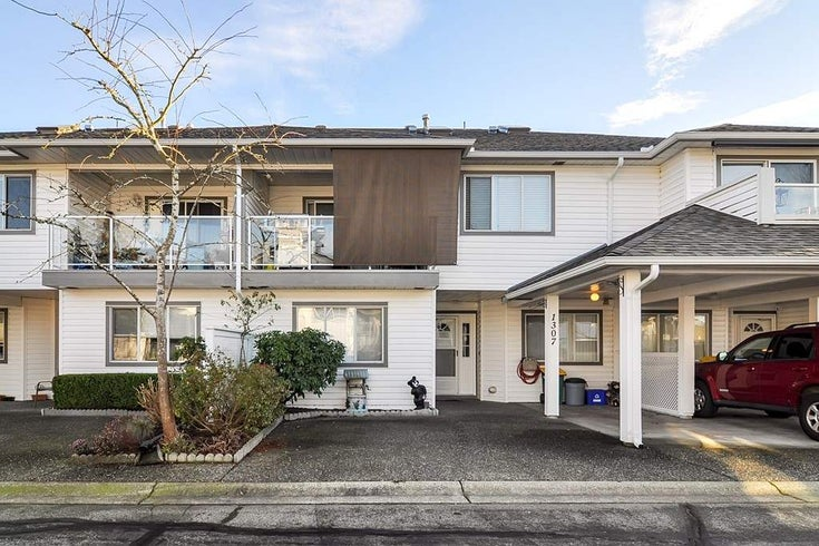 1307 21937 48 AVENUE - Murrayville Townhouse for sale, 2 Bedrooms (R2530204)