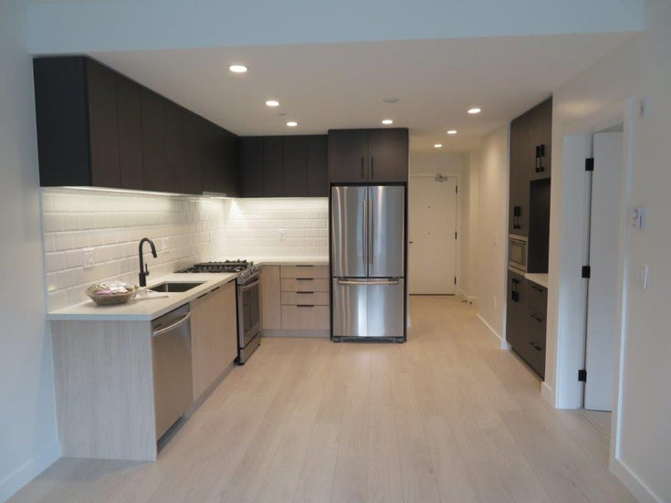 St George Street, Port Moody - Port Moody Apartment/Condo for sale, 1 Bedroom (BRAND NEW 1 BEDROOM + DEN WITHIN WALKING DISTANCE TO SKYTRAIN)