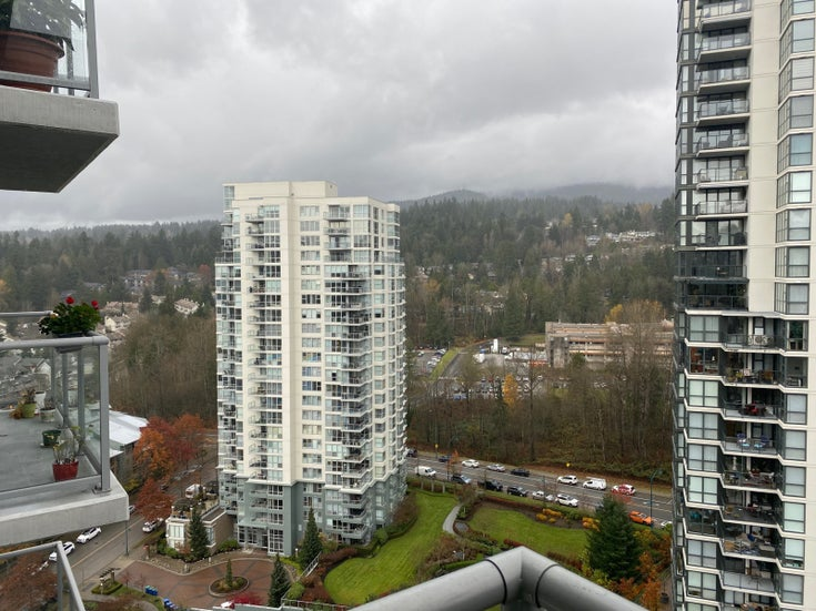 295 Guildford Way - Port Moody Centre Apartment/Condo for sale, 2 Bedrooms (2 BED CONDO PORT MOODY CONDO FOR RENT!)