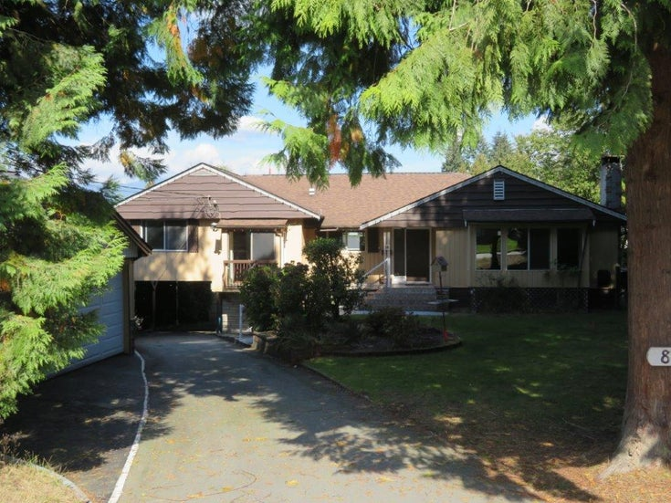 897 Cottonwood Avenue Coquitlam - other House/Single Family for sale, 3 Bedrooms (MONTH-TO-MONTH OLDER HOME IN COQUITLAM WEST)