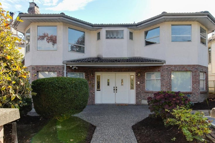 Keary Street, New Westminster - New Westminster House/Single Family for sale, 2 Bedrooms (CENTRALLY LOCATED LARGE RENOVATED 2 BEDROOM GROUND LEVEL SUITE)