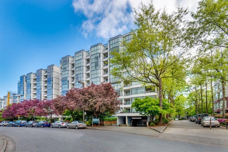 456 Moberly Road, Vancouver - False Creek Apartment/Condo for sale, 2 Bedrooms (FABULOUS 2 BED/2 BATH CONDO IN FALSE CREEK)