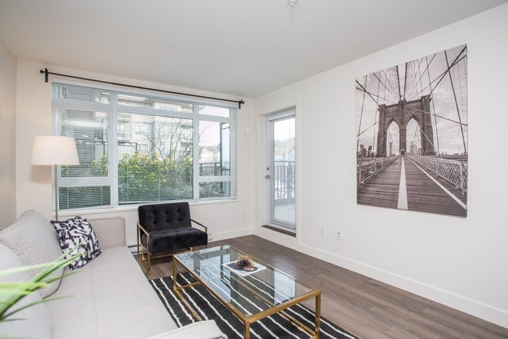 204 2525 Clarke - Port Moody Centre Apartment/Condo for sale, 1 Bedroom