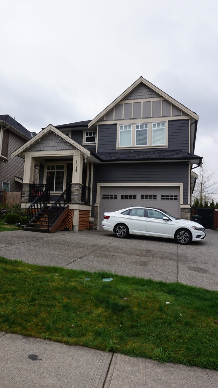 Upper 1317 Glenbrook Street, Coquitlam - other House/Single Family for sale, 4 Bedrooms (Spacious 4 bed 4.5 bath house on Glenbrooke!)