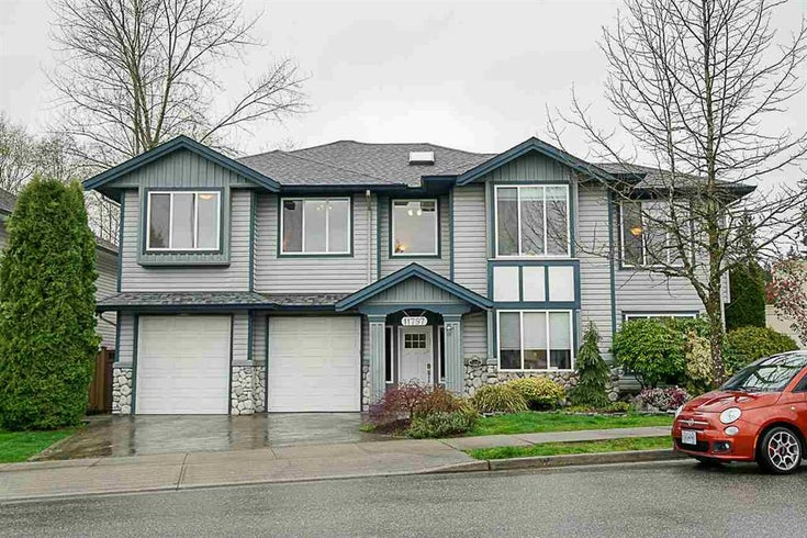 11797 Creekside Street, Maple Ridge - Cottonwood MR House/Single Family for sale, 4 Bedrooms (FAMILY FRIENDLY UPPER LEVEL OF HOME CLOSE TO SCHOOLS)
