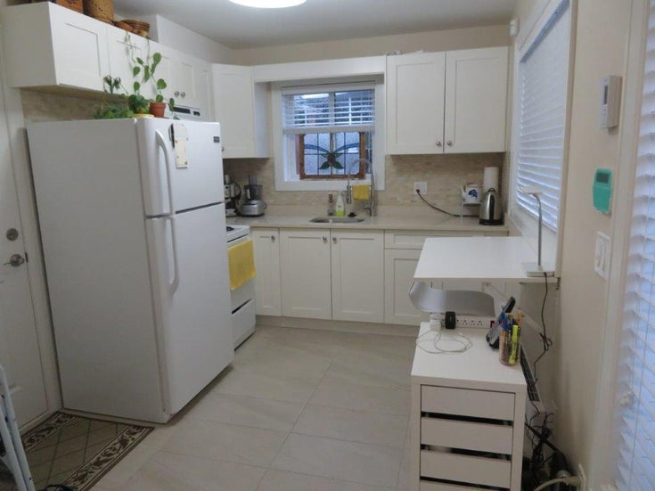 Coach- 3558 Oxford Street, Vancouver - Vancouver Heights  House/Single Family for sale, 1 Bedroom (LOVELY 1 BED/1.5 BATHROOM LANEWAY HOME)
