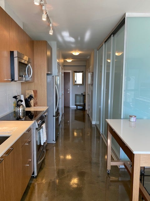 Union Street, Vancouver - Vancouver Apartment/Condo for sale, 1 Bedroom (MODERN LOFT-INSPIRED GORGEOUS FURNISHED 1 BED/1 BATH)