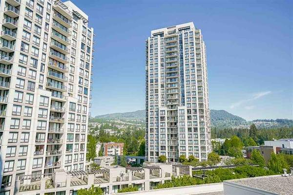 801-2979 Glen Drive - Central Coquitlam Apartment/Condo for sale, 2 Bedrooms