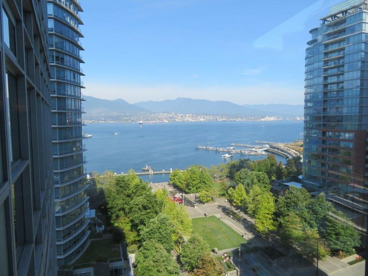 1205 W. Hastings - Coal Harbour Apartment/Condo for sale, 2 Bedrooms (GORGEOUS 2 BED/2 BATH FULLY FURNISHED COAL HARBOUR CONDO)