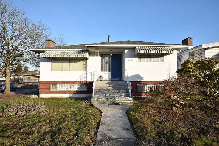 5908 KNIGHT STREET - Knight House/Single Family for sale, 7 Bedrooms (R2336175)