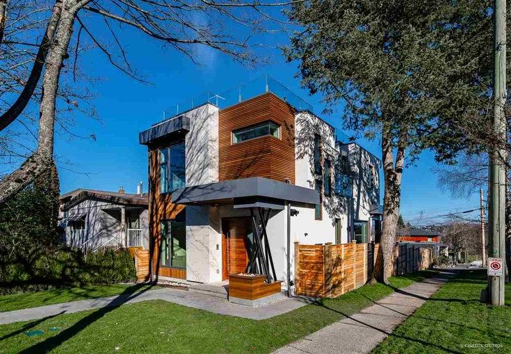 3590 BLENHEIM STREET - Dunbar House/Single Family for sale, 3 Bedrooms (R2346445)