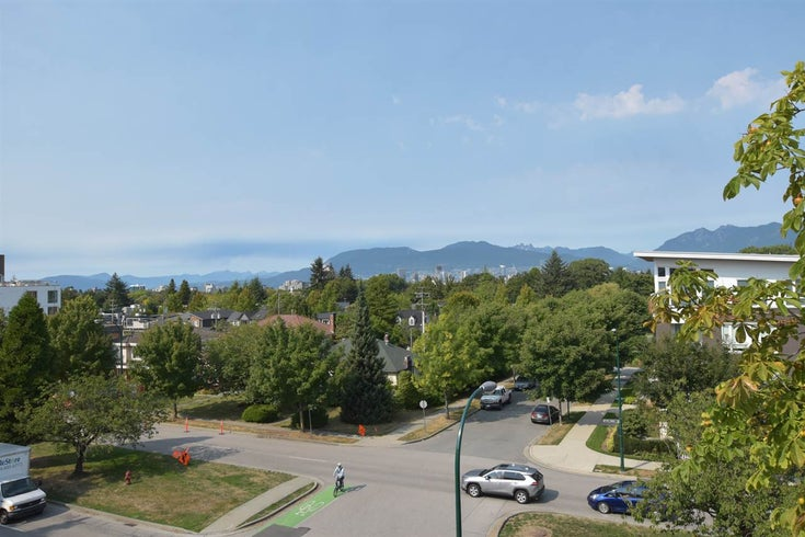 404 438 W KING EDWARD AVENUE - Cambie Apartment/Condo for sale, 1 Bedroom (R2496059)