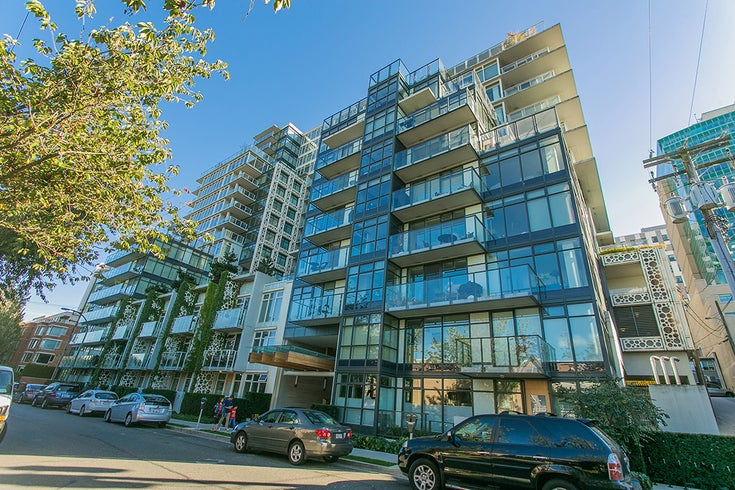 1002 728 W 8th Avenue - Fairview VW Apartment/Condo for sale(R2110936)
