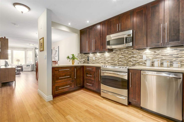 213 5723 BALSAM STREET - Kerrisdale Apartment/Condo for sale, 2 Bedrooms (R2195350)
