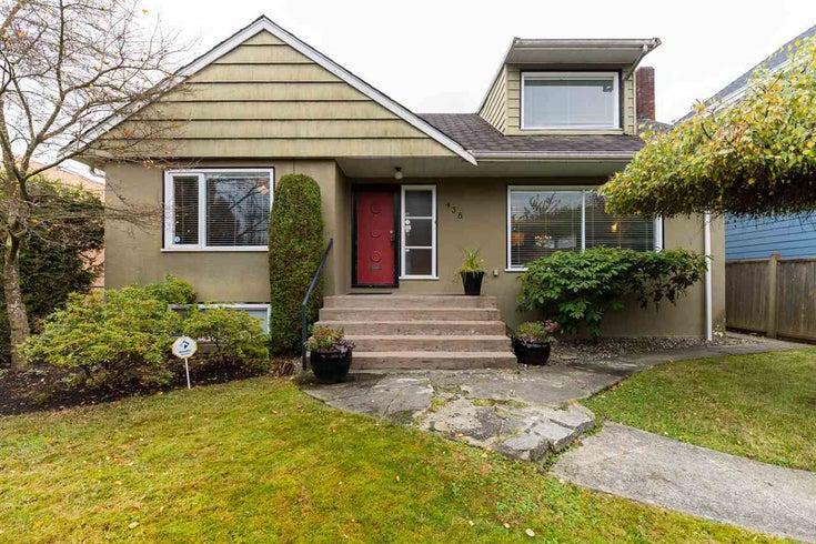 438 E 37TH AVENUE - Fraser VE House/Single Family for sale, 5 Bedrooms (R2220186)
