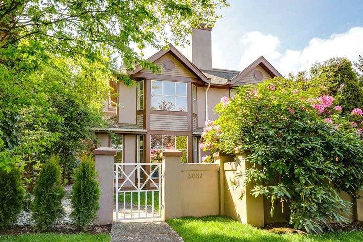 3034 W 3RD AVENUE - Kitsilano 1/2 Duplex for sale, 3 Bedrooms (R2261462)