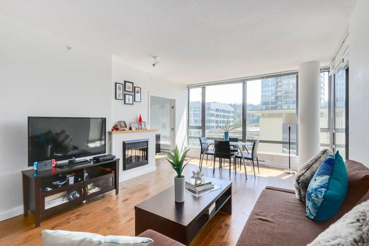 903 110 BREW STREET - Port Moody Centre Apartment/Condo for sale, 2 Bedrooms (R2270057)