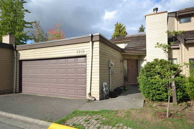 7213 QUATSINO DRIVE - Champlain Heights Townhouse for sale, 3 Bedrooms (R2305258)