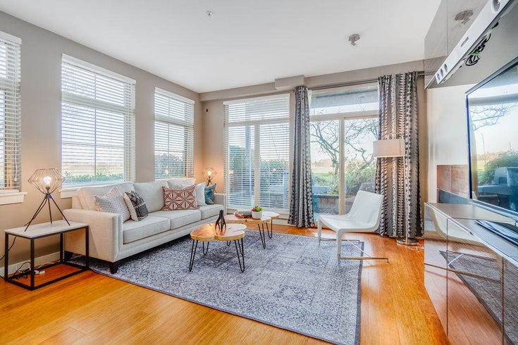 117 6233 LONDON ROAD - Steveston South Apartment/Condo for sale, 1 Bedroom (R2324217)