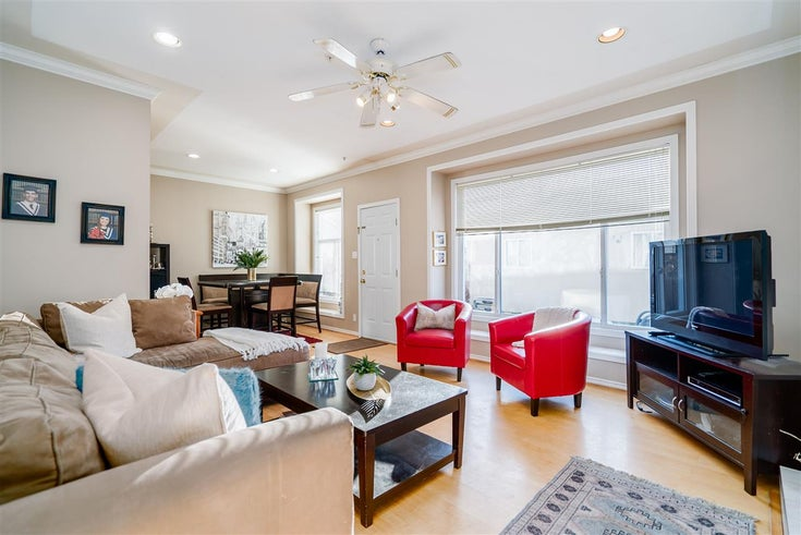 470 E 44TH AVENUE - Fraser VE 1/2 Duplex for sale, 3 Bedrooms (R2326655)