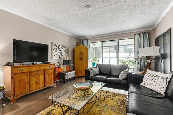 103 1458 BLACKWOOD STREET - White Rock Apartment/Condo for sale, 2 Bedrooms (R2330469)