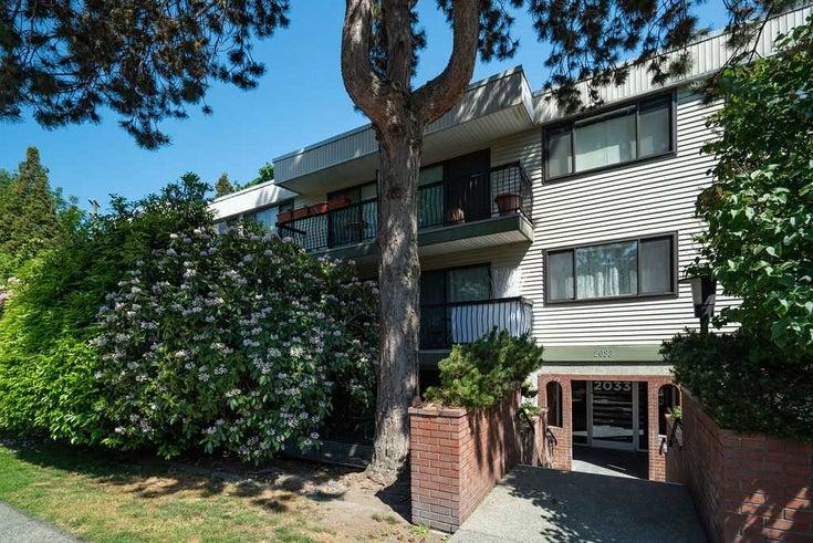 203 2033 W 7TH AVENUE - Kitsilano Apartment/Condo for sale, 1 Bedroom (R2374410)