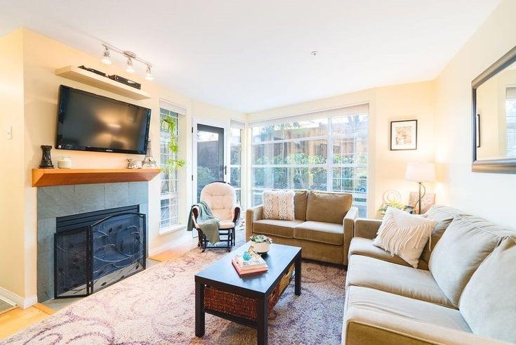 102 2555 W 4TH AVENUE - Kitsilano Apartment/Condo for sale, 2 Bedrooms (R2447569)
