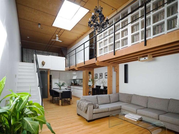 3 1227 E 7TH AVENUE - Mount Pleasant VE Townhouse for sale, 1 Bedroom (R2492761)
