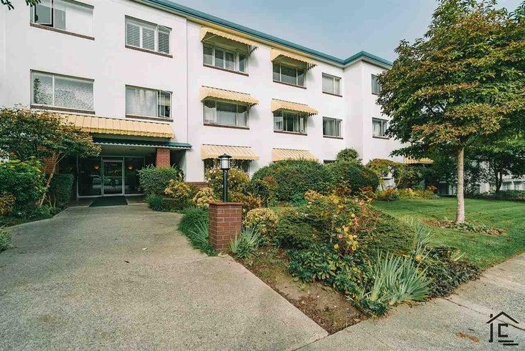 210 2469 CORNWALL AVENUE - Kitsilano Apartment/Condo for sale, 1 Bedroom (R2507008)