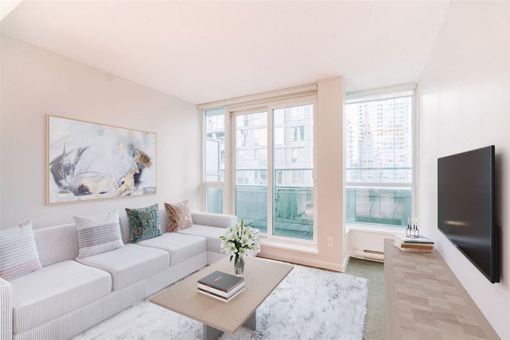703 833 SEYMOUR STREET - Downtown VW Apartment/Condo for sale, 1 Bedroom (R2523561)