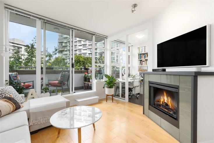 313 298 E 11TH AVENUE - Mount Pleasant VE Apartment/Condo for sale, 1 Bedroom (R2595010)