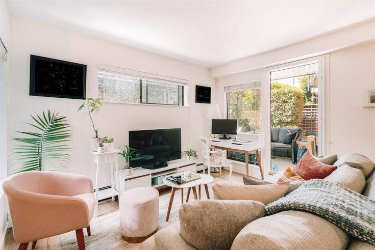 103 288 E 14TH AVENUE - Mount Pleasant VE Apartment/Condo for sale(R2598756)