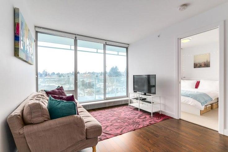 701- 8031 Nunavut Lane, Vancouver - Marpole Apartment/Condo for sale, 1 Bedroom (R2142700)