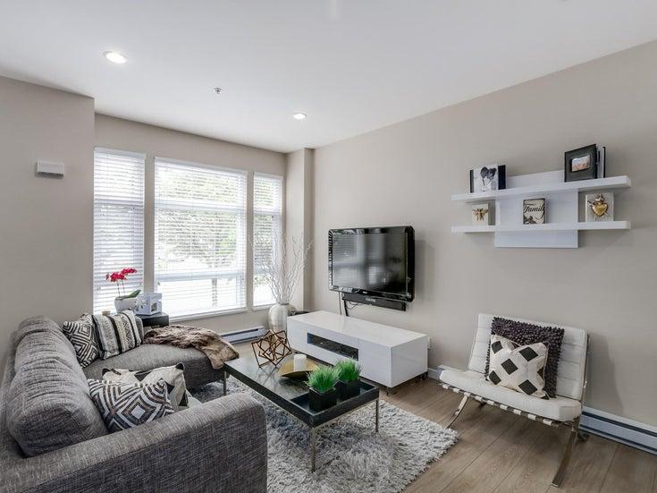 453 E 12th Avenue, Vancouver - Mount Pleasant VE Townhouse for sale, 2 Bedrooms (R2083442)
